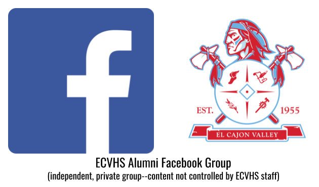 ecvhs alumni facebook group logo