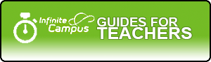 Infinite Campus Guides for Teachers