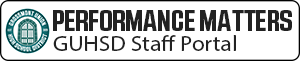 Performance Matters - GUHSD Staff Portal